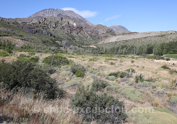 De Cerro Castillo à Puerto Ibañez par la X-651