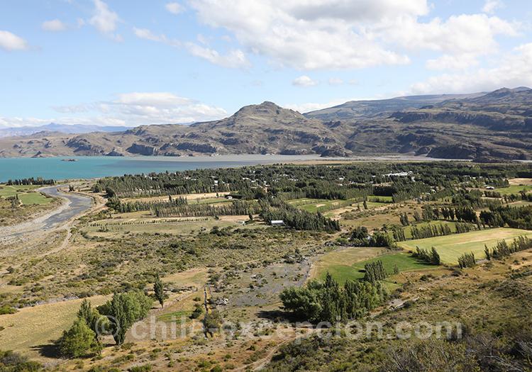 Comment aller à Puert Ibañez, Aysen, Chili