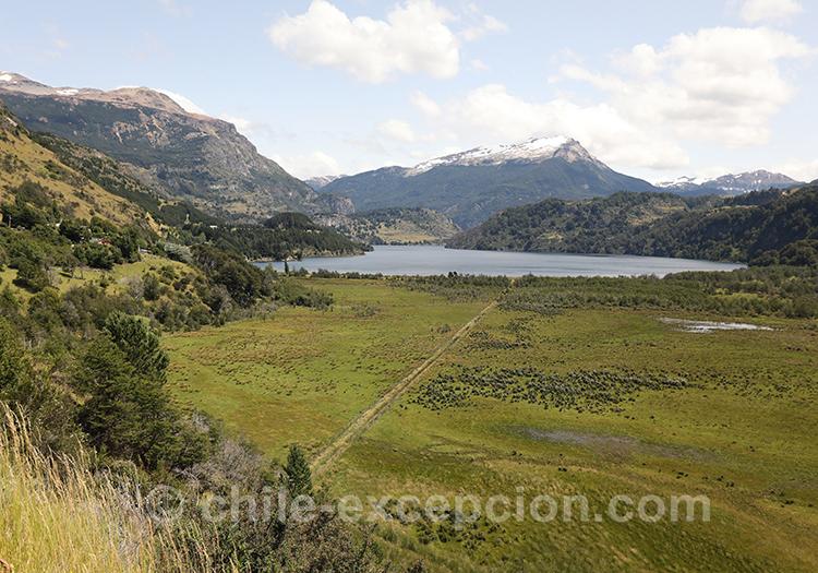 Comment aller au lac Elizalde, Coyhaique, Chili avec l'agence de voyage Chile Excepción