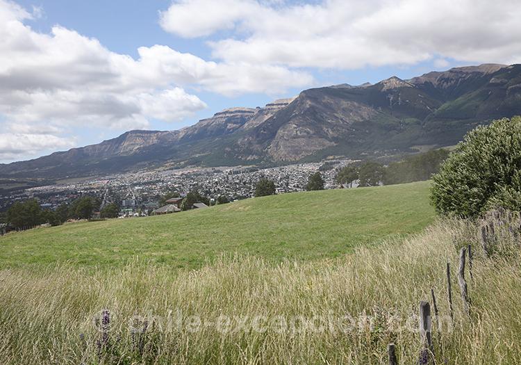Partir au Chili et visiter la région de Coyhaique