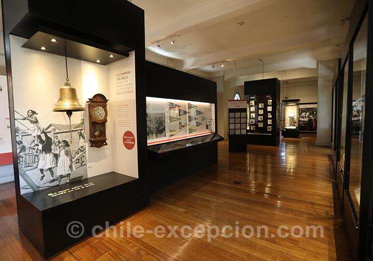 Pourquoi visiter le musée de l'Education Gabriela Mistral, Santiago, Chili