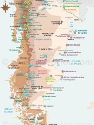 Parcs Patagonie