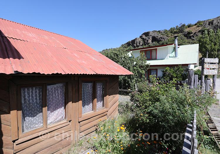 Chalet du village Cerro Castillo, Chili