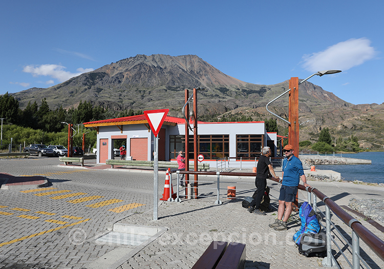 Comment aller à Puerto Ibañez par le lac General Carrera