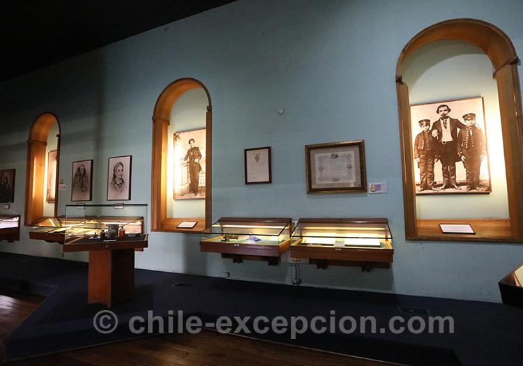 Quel musée voir à Valparaiso, musée maritime national