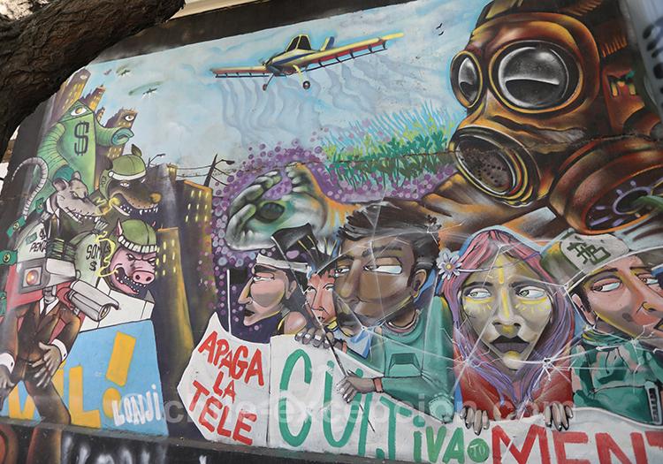 Soldats et armée au Chili, Santiago