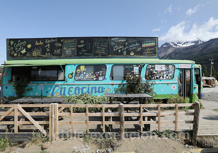 Où manger à Cerro Castillo, Patagonie australe du Chili