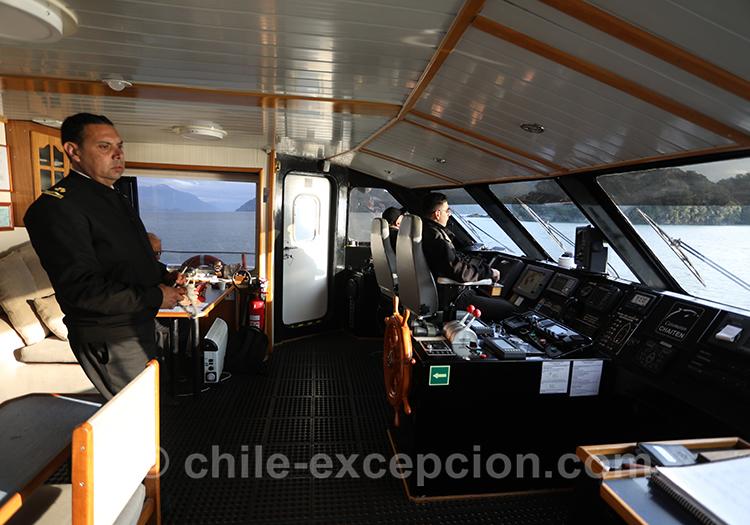 Visiter les thermes Ensenada Pérez du Chili