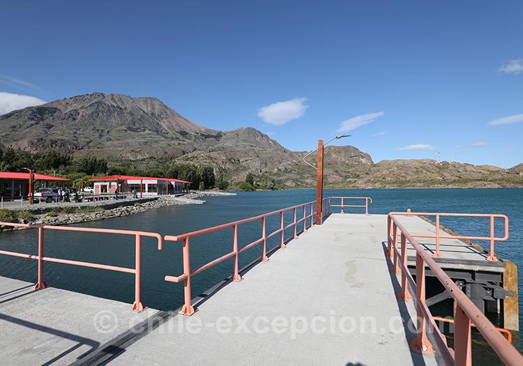 Lac General Carrera, Patagonie australe du Chili