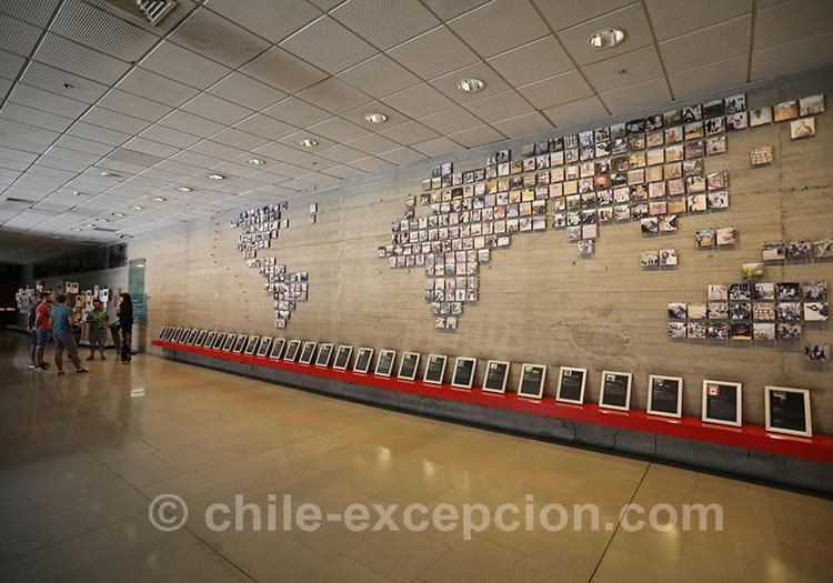 Quel musée voir à Santiago de Chile, le musée de la mémoire