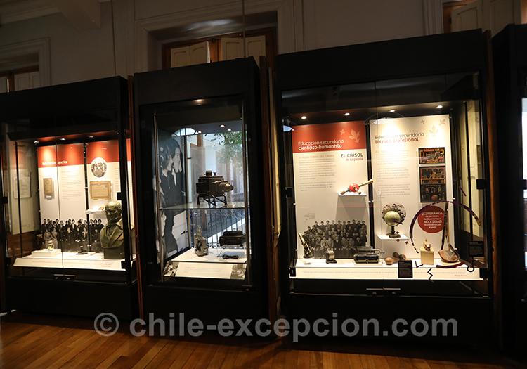 Musée de la pédagogie à Santiago, Chili