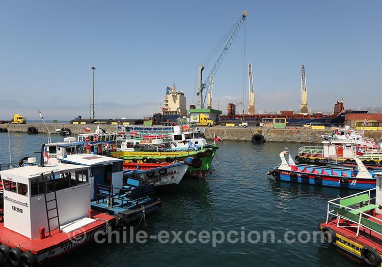 Visiter la ville portuaire de Valparaiso