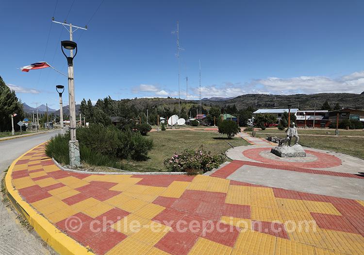 Aller au village Cerro Castillo, Patagonie australe du Chili
