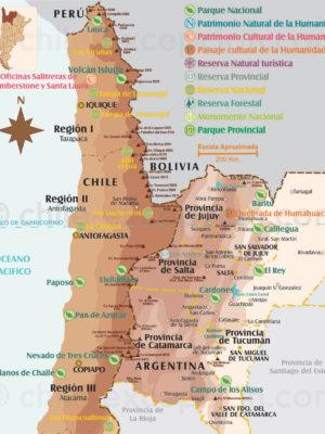 Parcs Nord du Chili