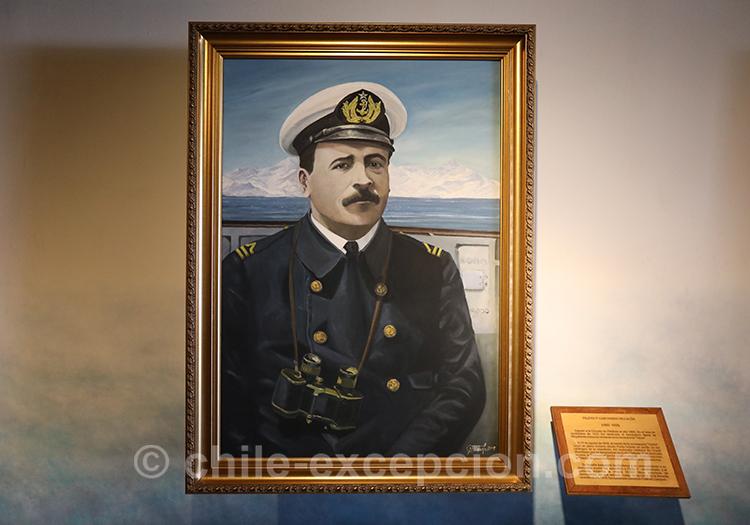 Pilote Luis Pardo Villalon