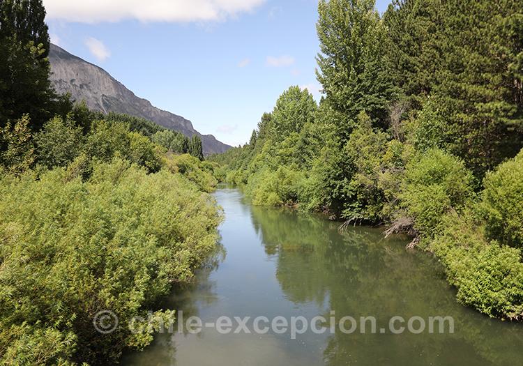 Balade dans les fjord de la Patagonie australe du Chili, Coyhaique