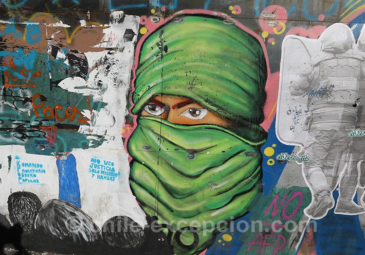 Manifestations et contestations politiques au Chili