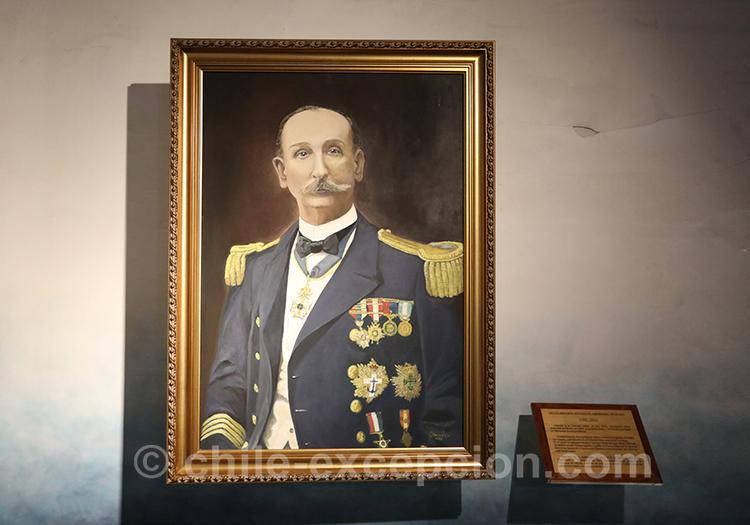 Vice Amiral Recardo Amengual Novajas
