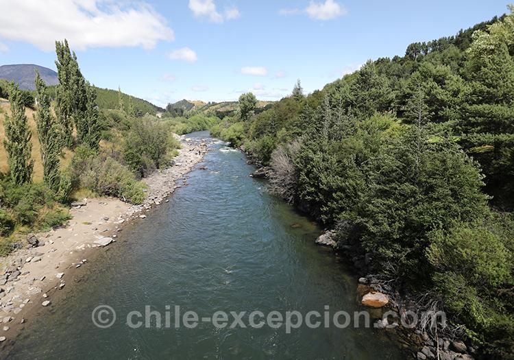 Rio Simpson, Coyhaique