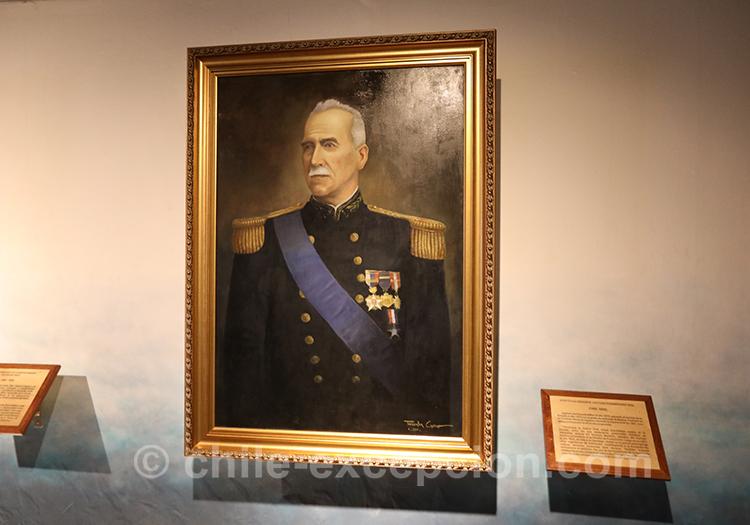 Contre Amiral Arturo Fernandez Vial
