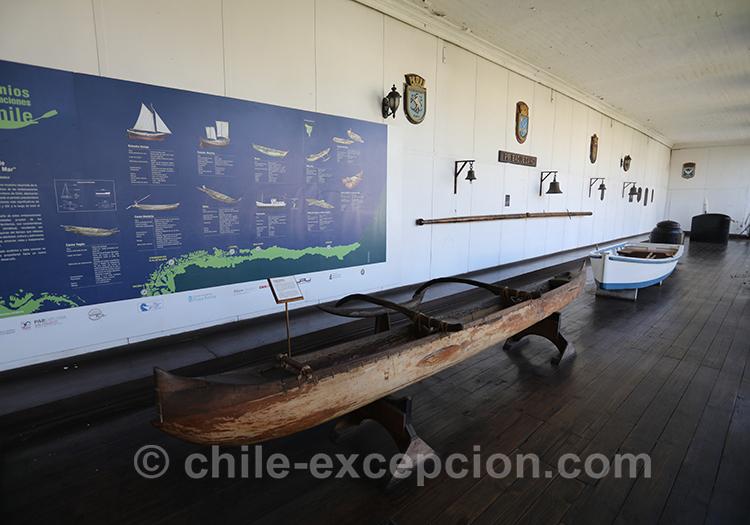 Musée maritime national, Valpo