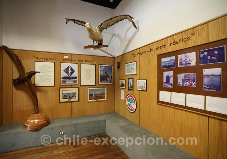Pourquoi visiter le musée maritime national, Valparaiso