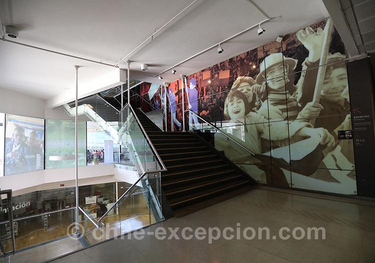 Quel musée faire à Santiago de Chile, Musée de la Mémoire