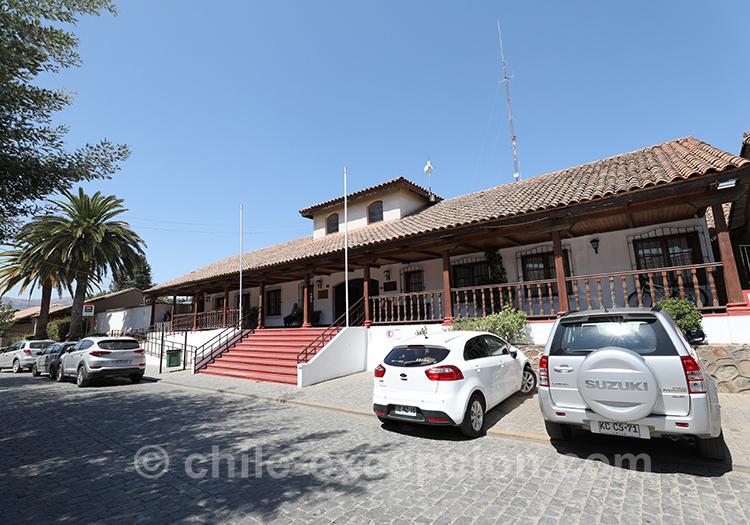 Visiter le petit village de Lolol, ville d'artistes au Chili