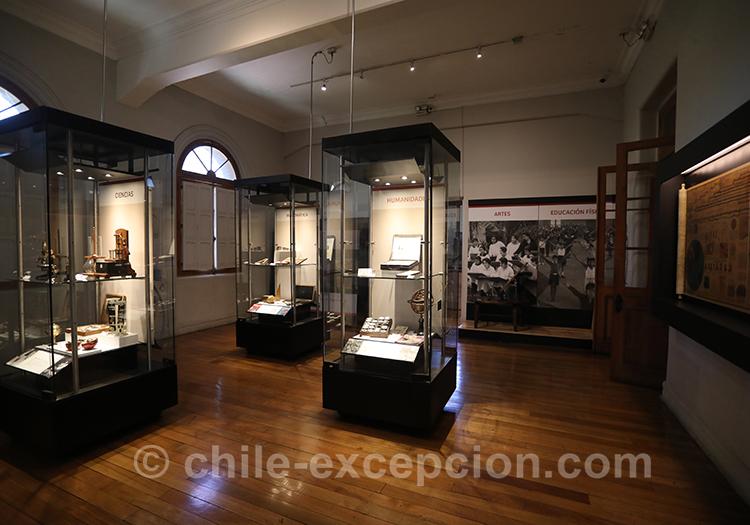 Comment aller au musée de l'Education Gabriela Mistral, Santiago