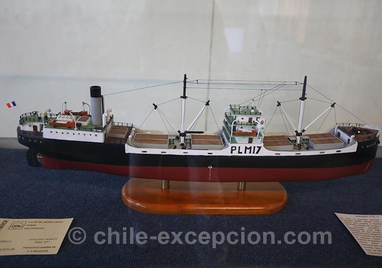 Cargo PLM17, Valparaiso