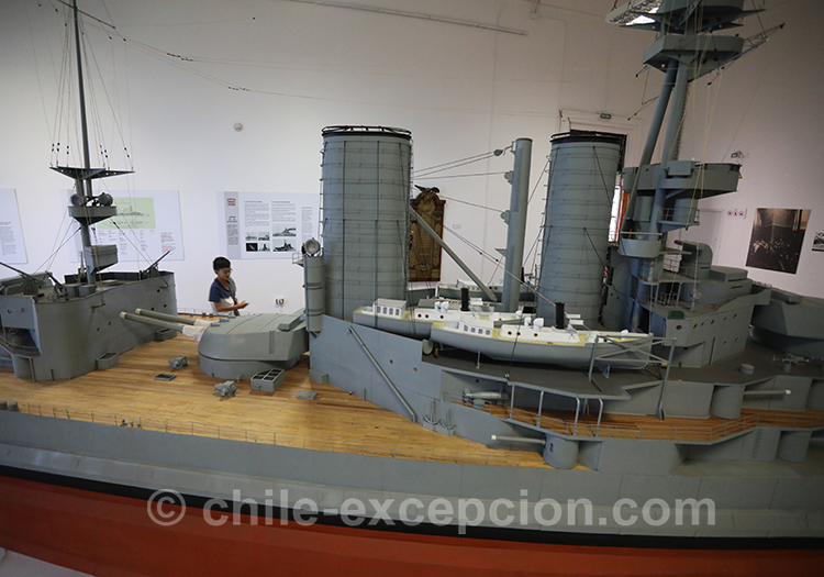 Comment se rendre au musée maritime national de Valparaiso