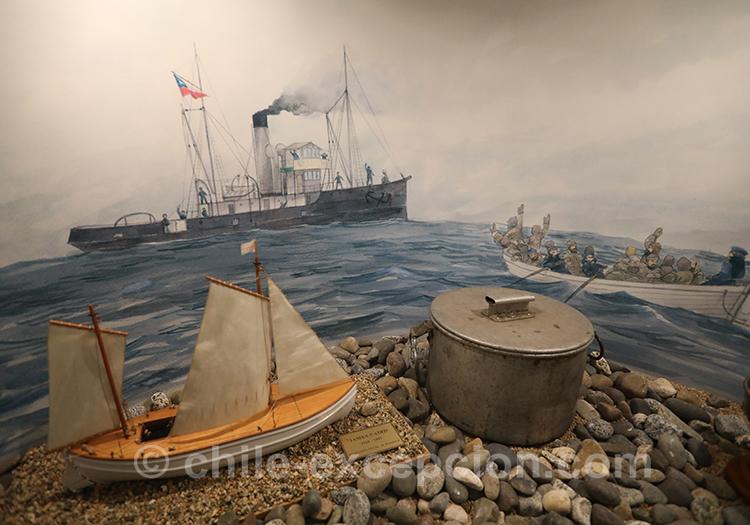 Quels musées voir à Valparaiso, musée maritime
