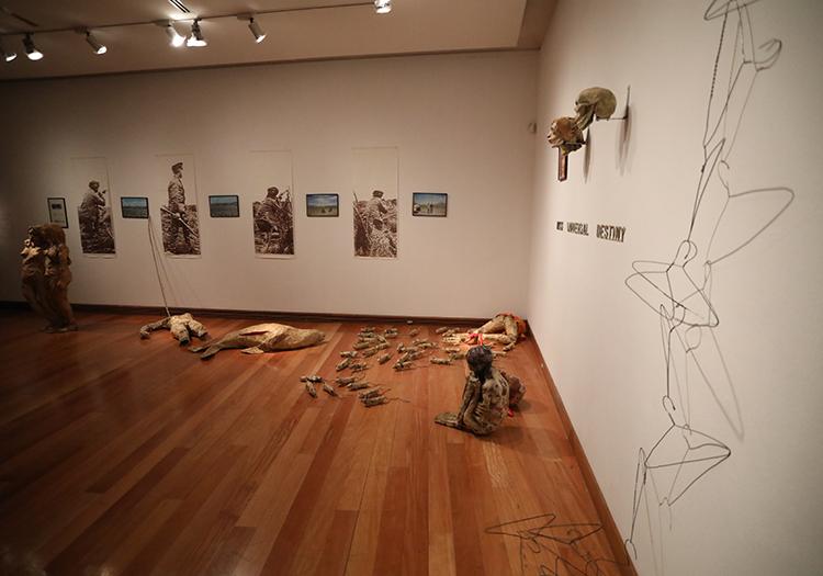 Quel musée visiter à Santiago de Chile, musée d'Arts Visuels, Lastarria