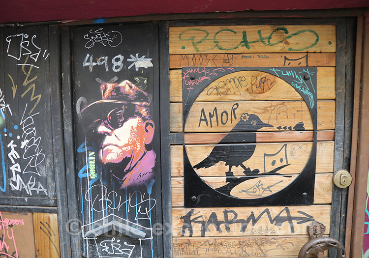 Se promener dans les rues de Valparaiso et découvrir toutes les couleurs de Valparaiso