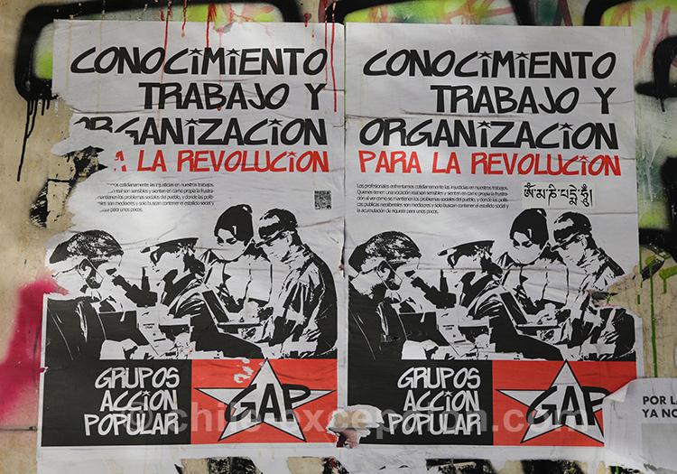 Travail, organisation et révolution au Chili
