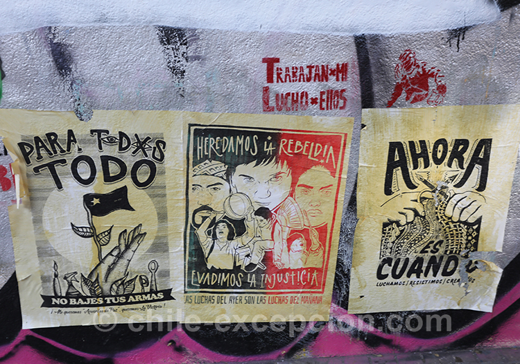Le Chili en révolution
