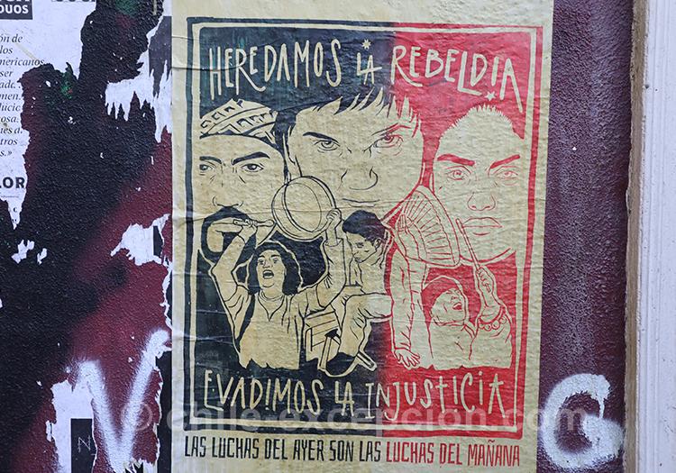 Rébellion du peuple chilien