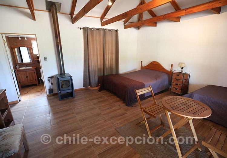 Dormir à la maison d'hôte Caliboro, Chili