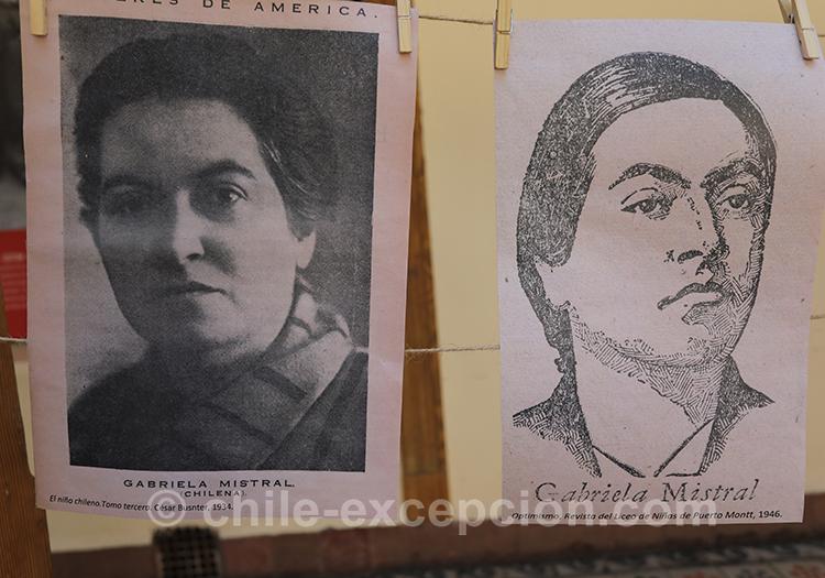 Quel musée visiter à Santiago de Chile, Musée Gabriela Mistral
