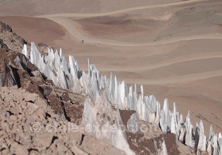 Où passer la frontière entre Chili et Argentine, Paso Agua Negra