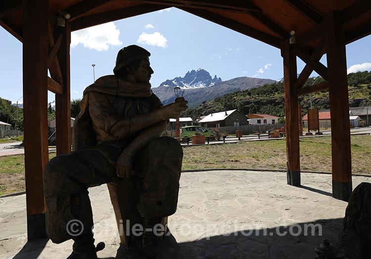 Découvrir l'histoire du petit village de Cerro Castillo au Chili