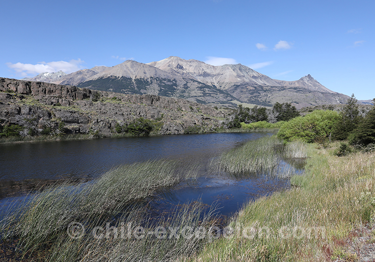 Rio Ibañez de Patagonie australe du Chili