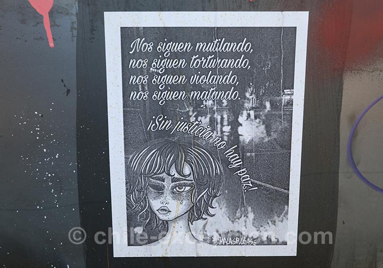 Les femmes se rebellent au Chili