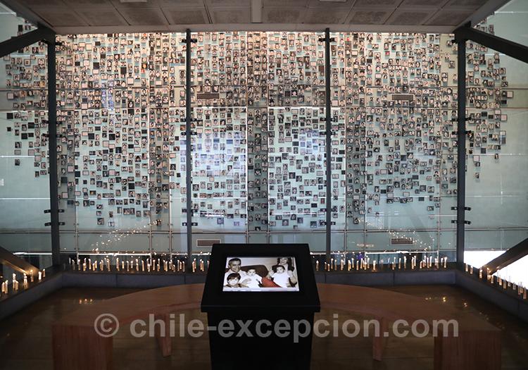 Musée de la mémoire, dictature, Santiago de Chile
