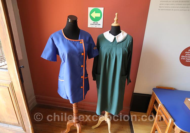 Musée sur l'Education au Chili, Gabriela Mistral, Santiago de Chile