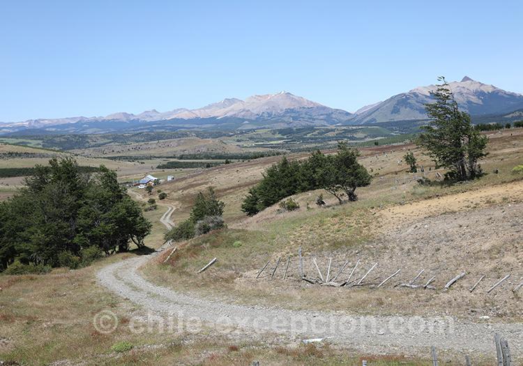 Se promener dans la région de Coyhaique au Chili