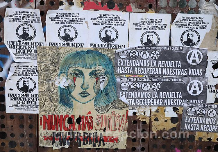 Peut on aller au Chili malgré les manifestations