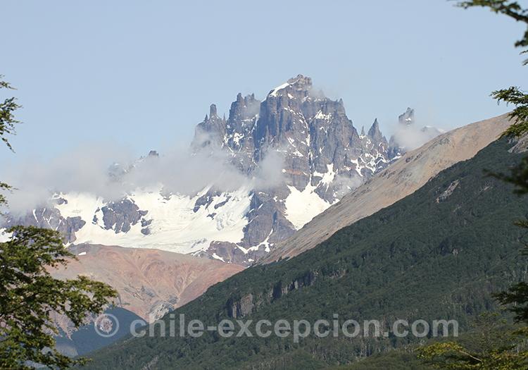 Photos du cerro Castillo au Chili dans la Patagonie australe