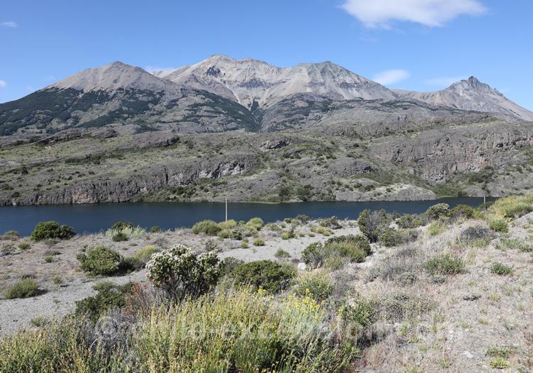 Rio Ibañez, Paysages magnifique de Patagonie australe du Chili