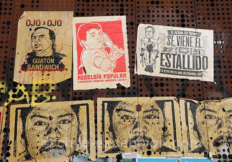 Où aller au Chili pour ne pas voir les manifestations